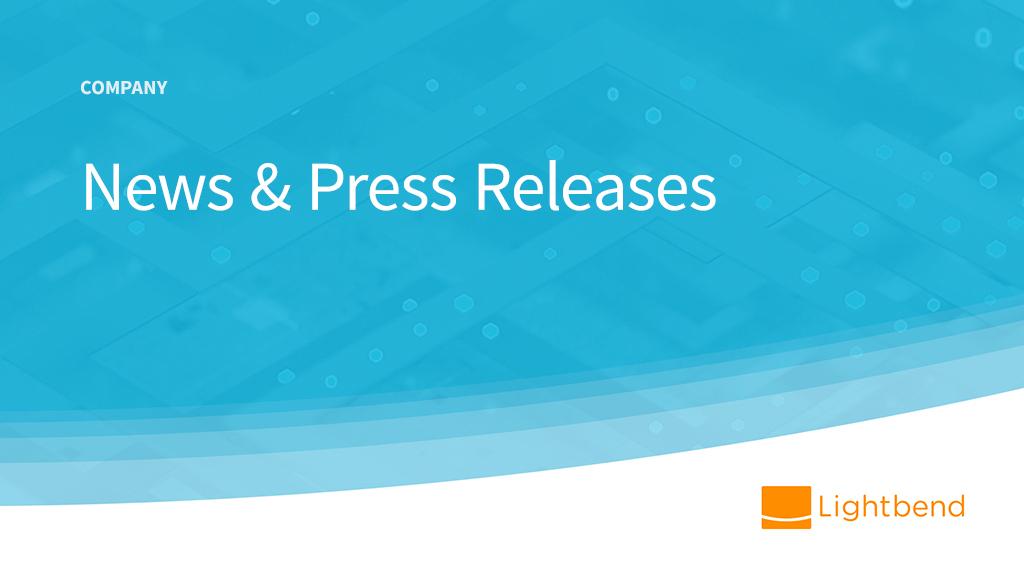 News & Press Releases | @lightbend